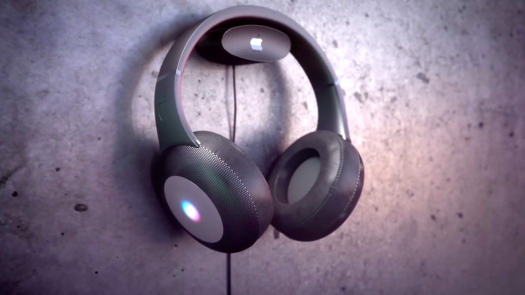 Apple Over Ear Headphones Concept Images 2
