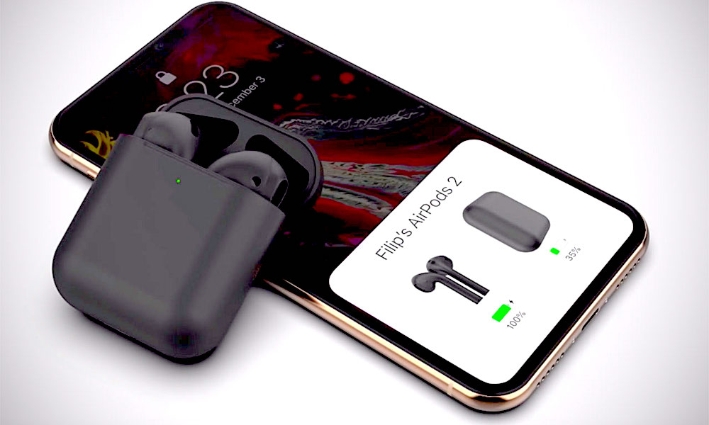 New Airpods 2 Concept Render