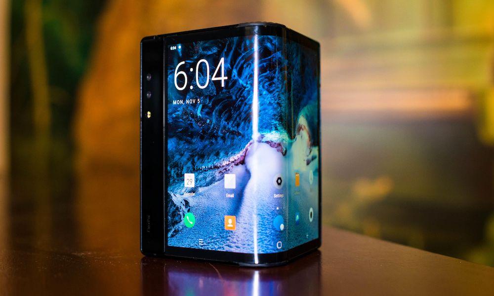 Royole Flexpai Foldable Phone