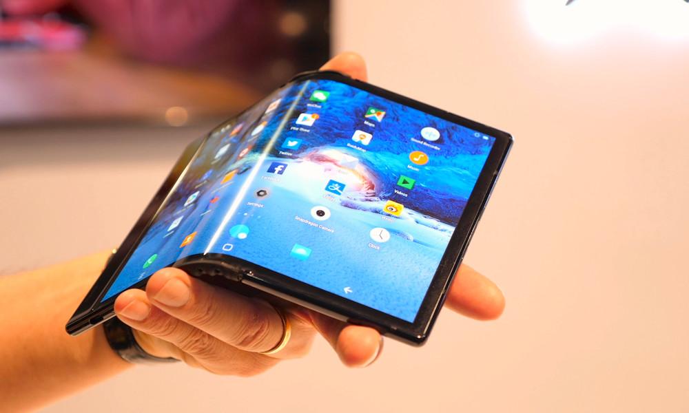 Royole Flexpai Foldable Phone 3
