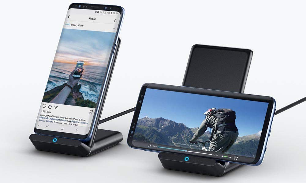 Anker Wireless Charging Stand 2
