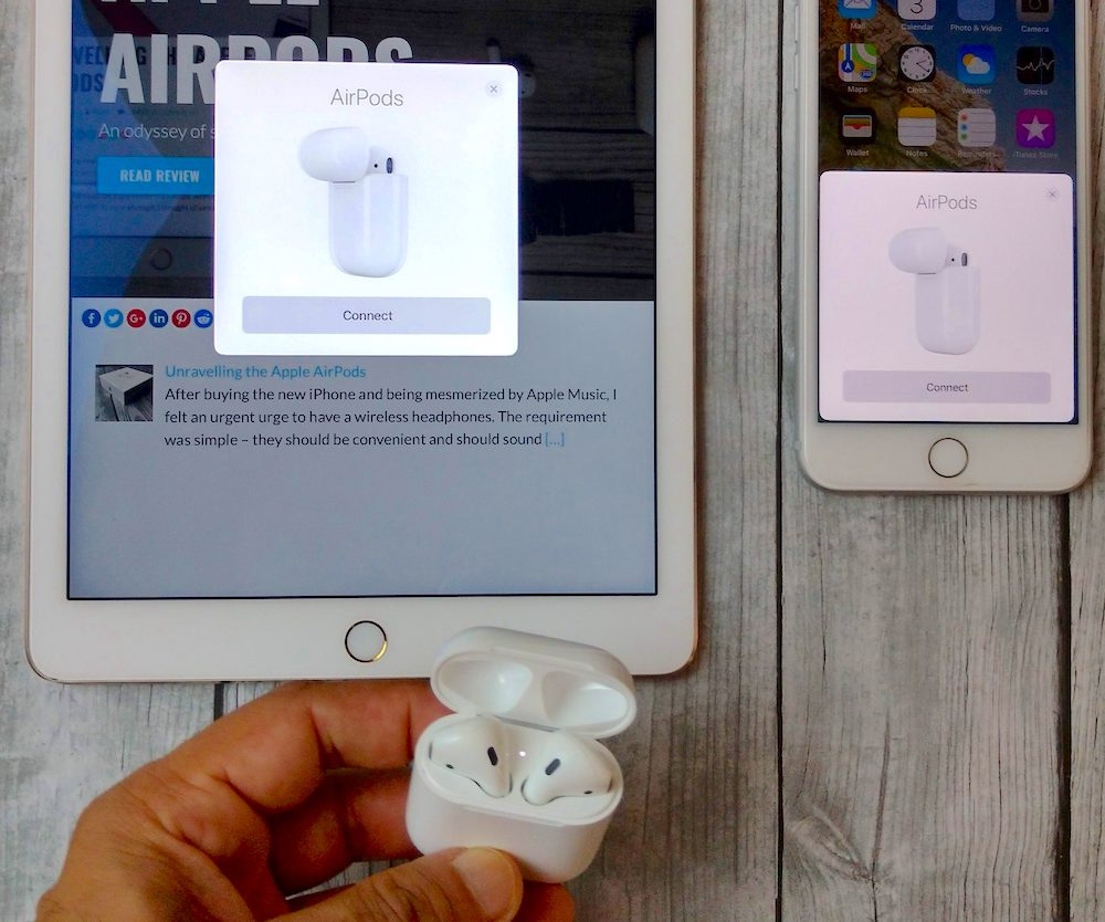 Airpods Ipad Connect