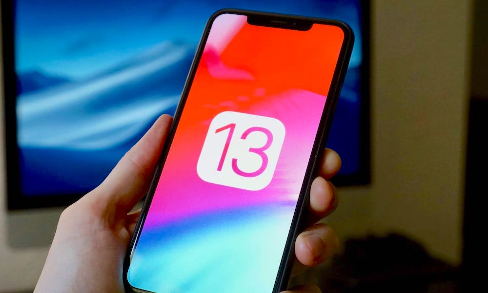 Ios 13 Iphone Xs
