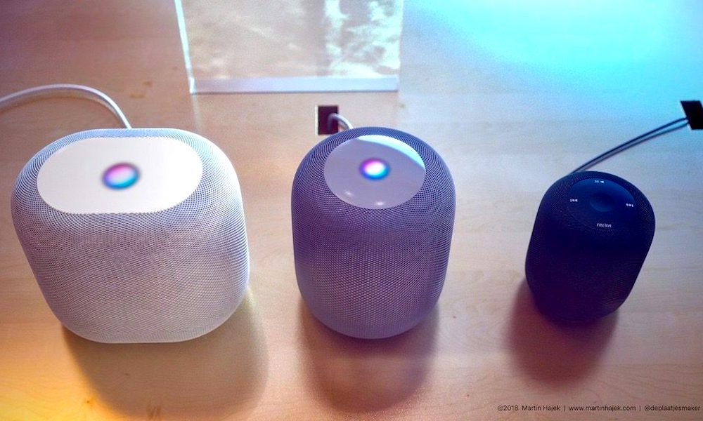 Homepod 2 Concept Images