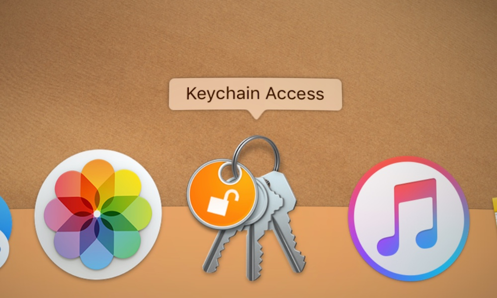 Mac Keychain App Passwords Bug