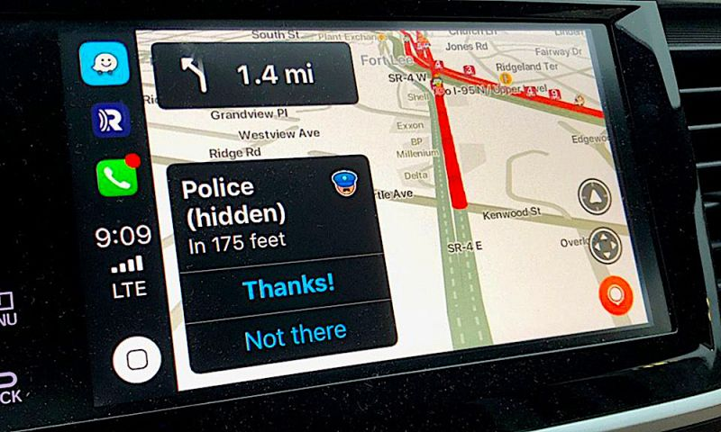 NYPD Demands Waze to Remove DWI Checkpoint 'Evasion' Feature