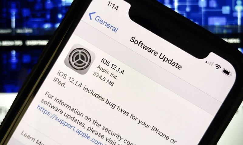 Here's Why You Should Update to iOS 12.1.4 Right Now (It's Not the Spy Bug)