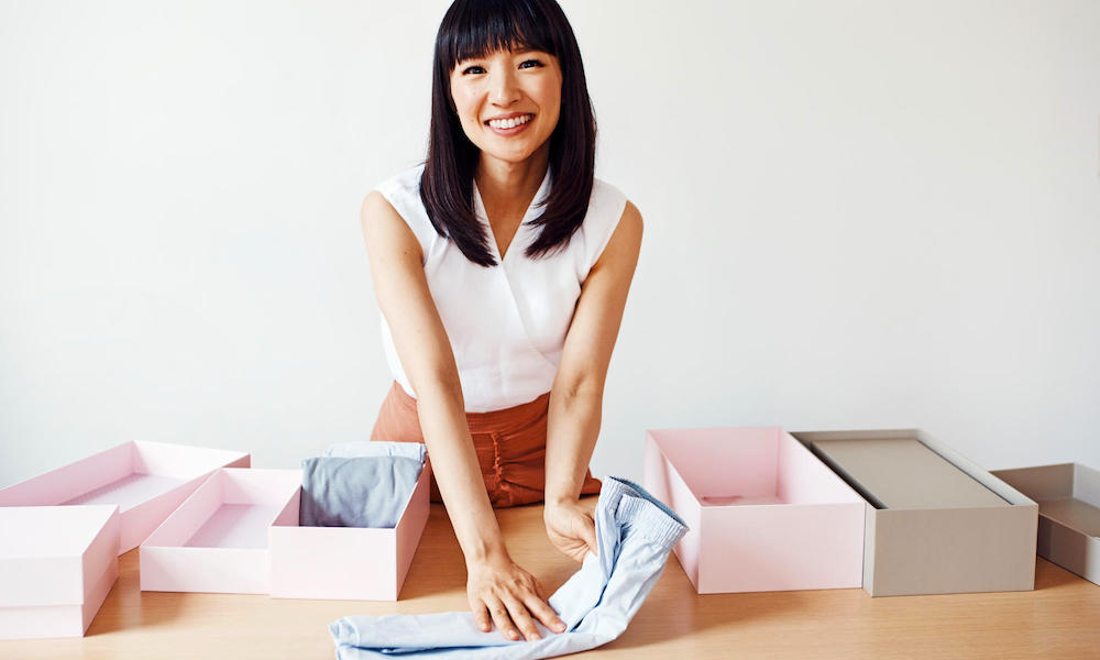 Marie Kondo Organize Your Iphone