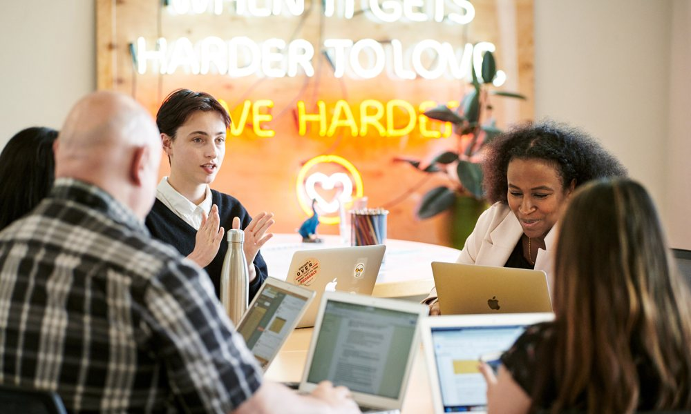 Apple Partners with Dream Corps to Create New Career Opportunities in Coding