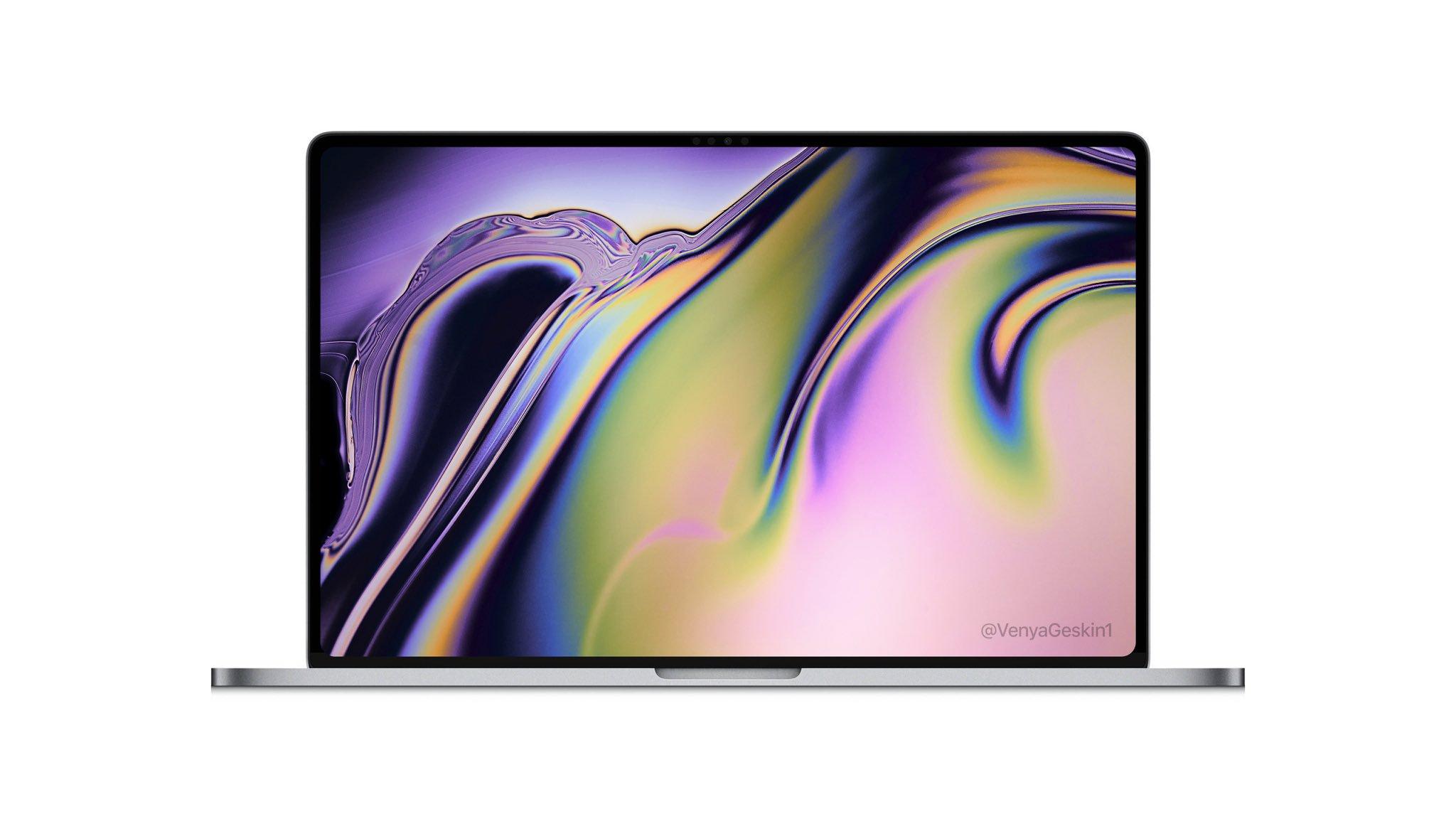 New Macbook Concept