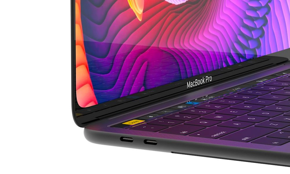 Macbook Pro Concept 2019