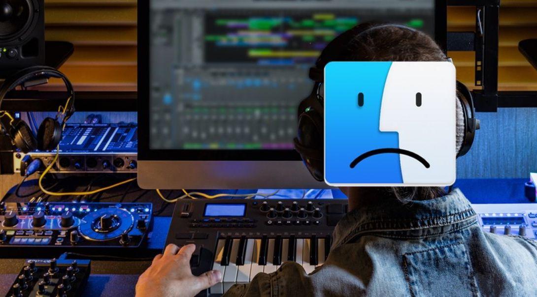 Headline Apple T2 Sad Audio Inteface