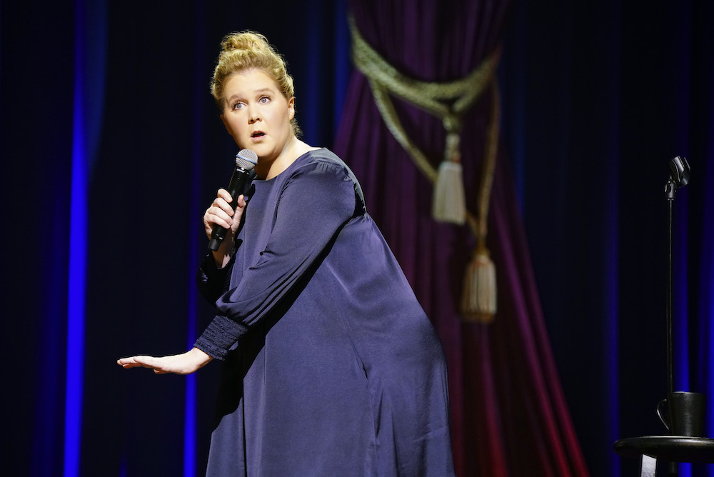Amy Schumer Comedy Special 2018