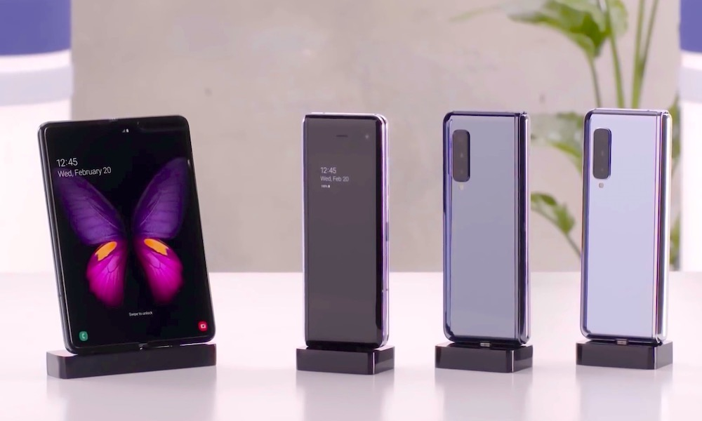 Samsung Galaxy Fold Images 13