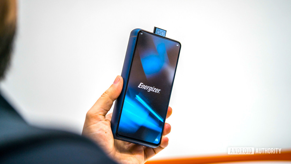 Energizer Stuffed The World S Largest 18 000mah Smartphone