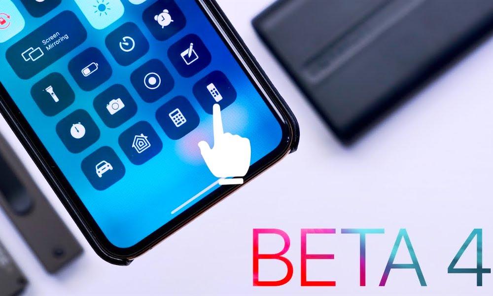 Ios 12 2 Beta 4