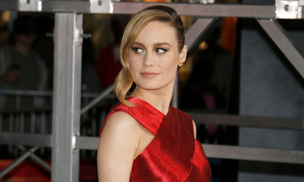Captain Marvel Star Brie Larson Signs On With Apple To Star In And