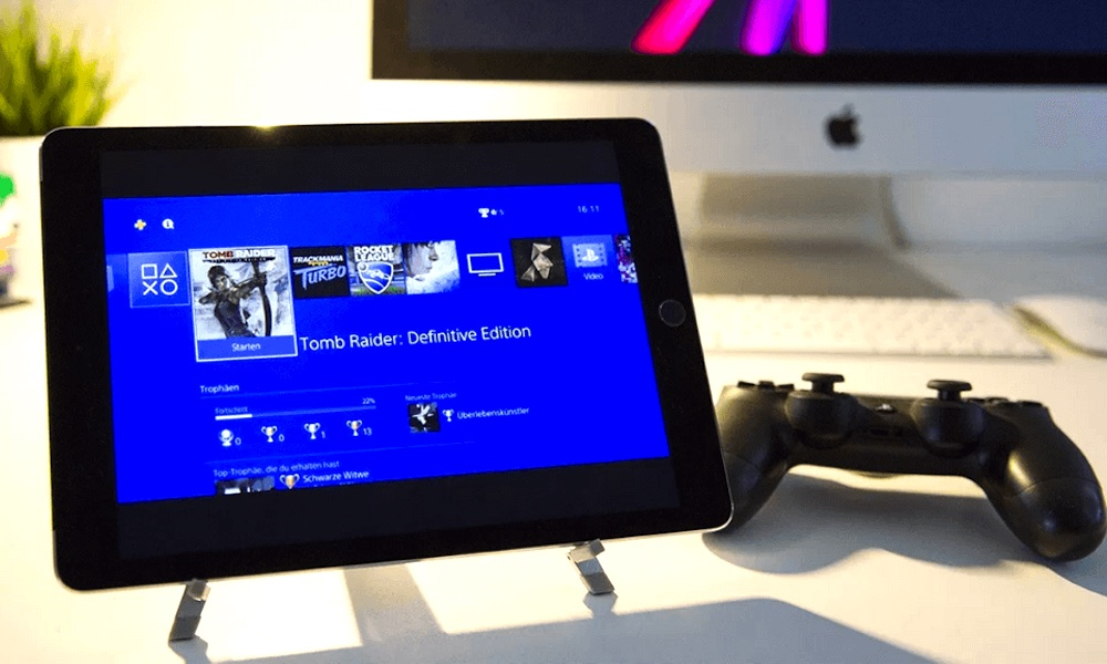 Ps4 Remote Play Ipad