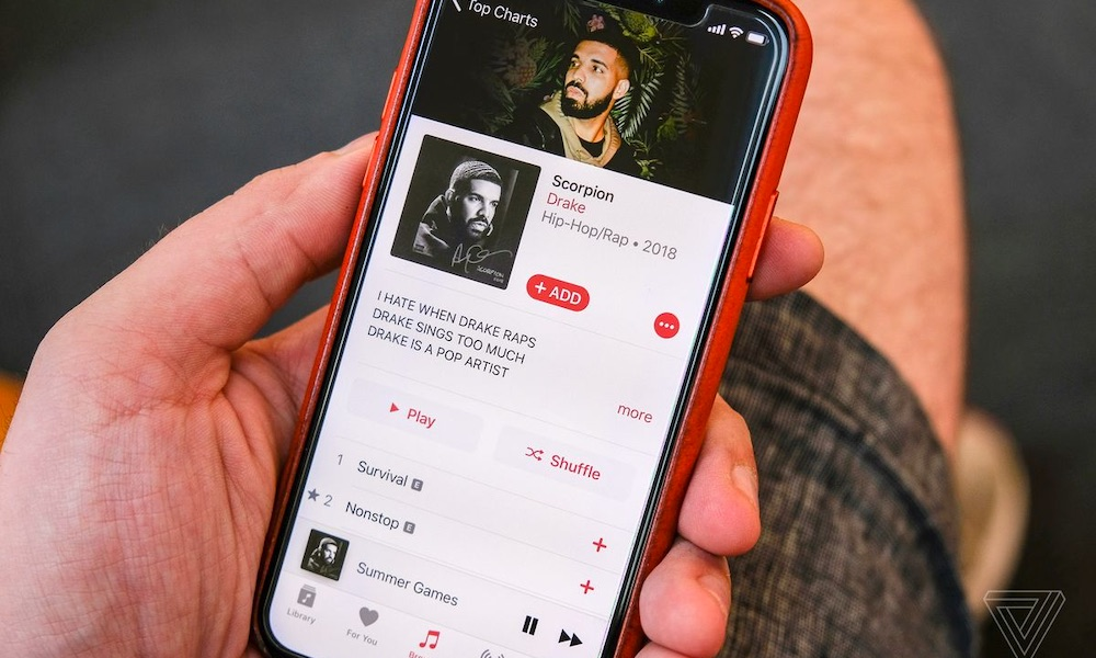 Apple Music Gets Even More Dynamic with 'New Music Daily' Playlist