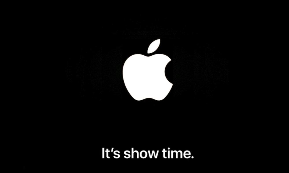 Apple Event March 25 Showtime