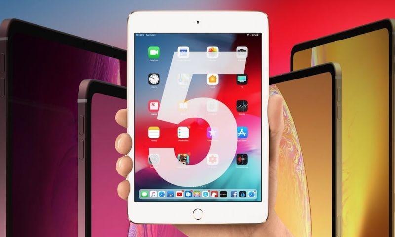 Apple Rumored to Launch New iPad 7, iPad mini 5 and 10.5-inch iPad 'non-Pro'