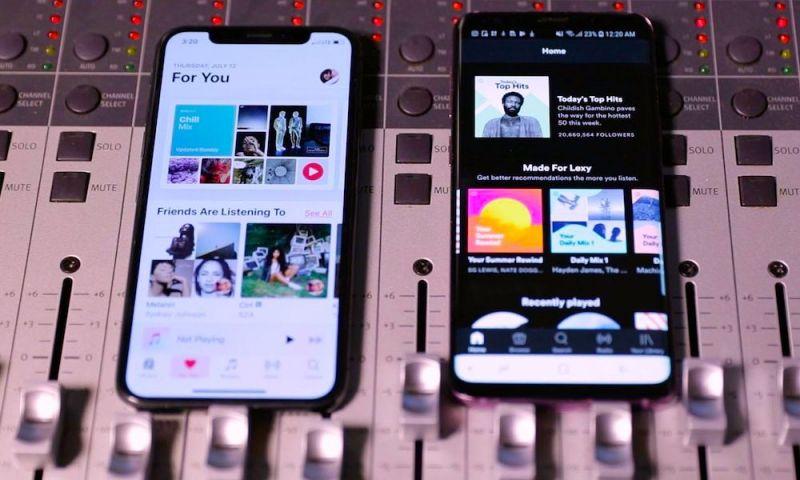 Spotify Files Complaint Against Apple Alleging Anticompetitive Behavior
