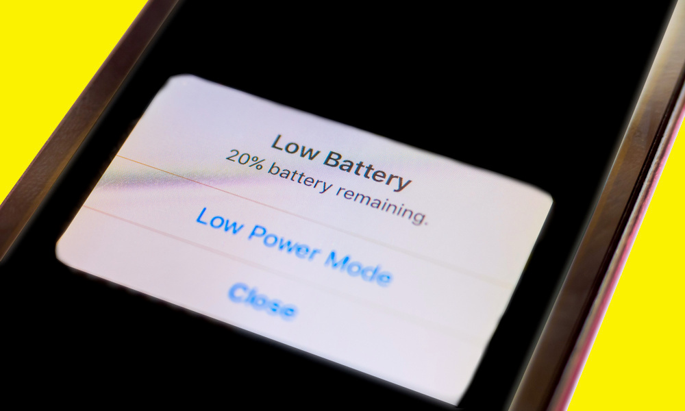Iphone Battery Facts