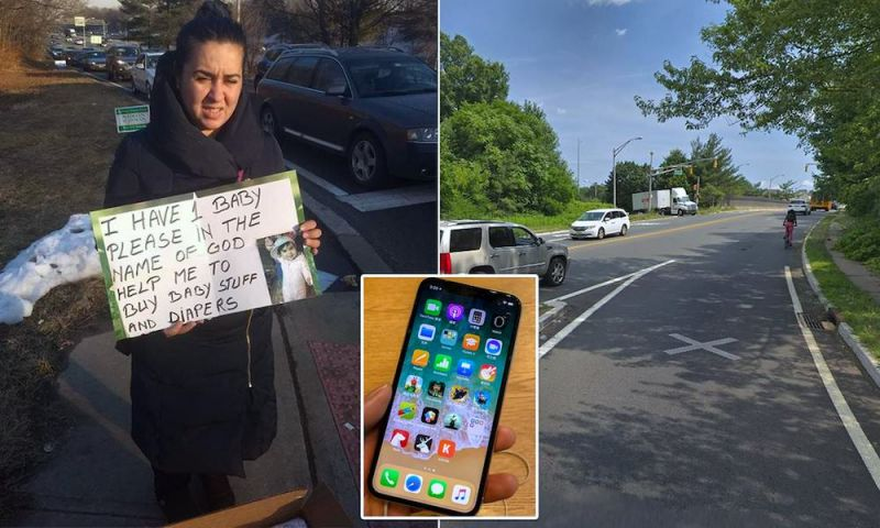 New Jersey Police Caught a Panhandler with an iPhone X and a $500 Purse