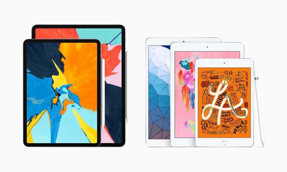 Apple Ipad Air Ipad Mini 5