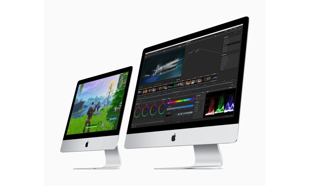 Apple New iMacs 2019