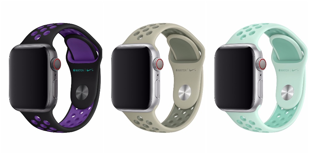 New Apple Watch Colors