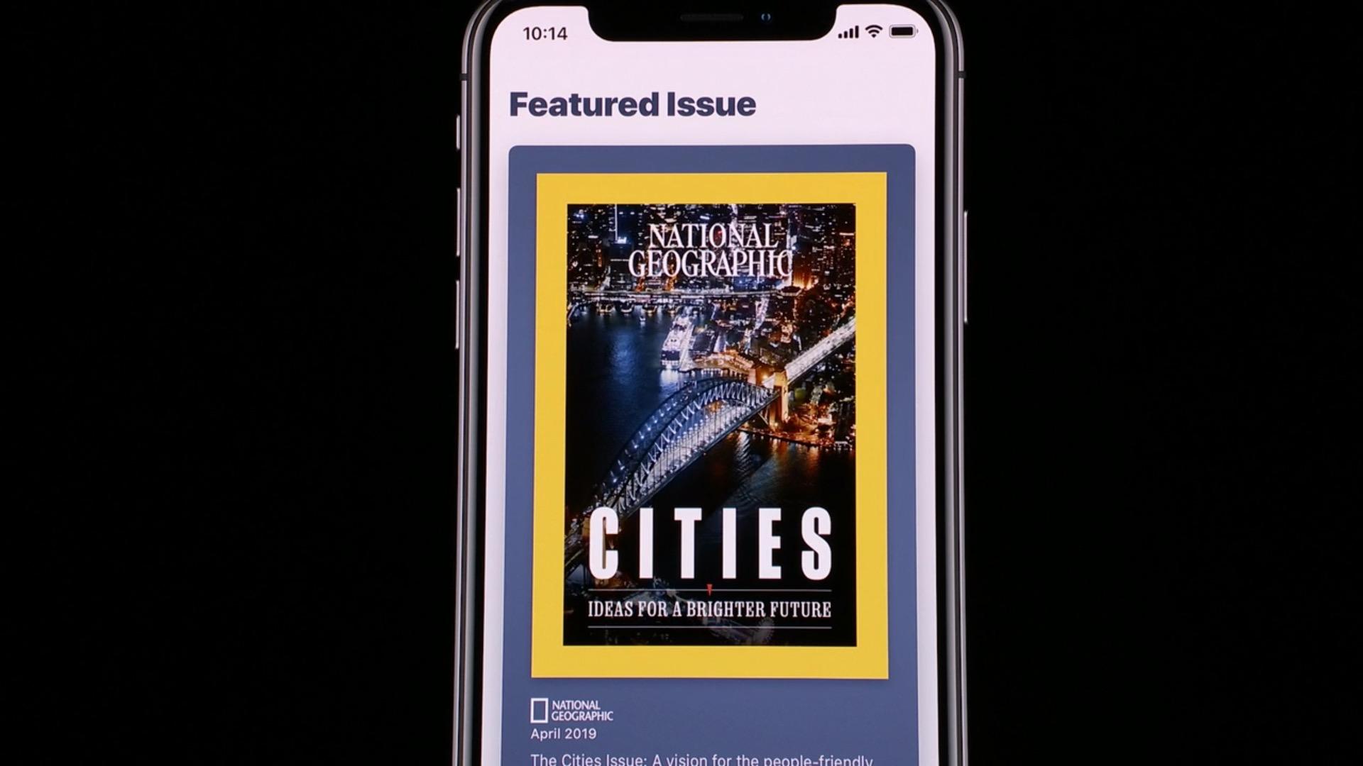 Apple News Plus 6