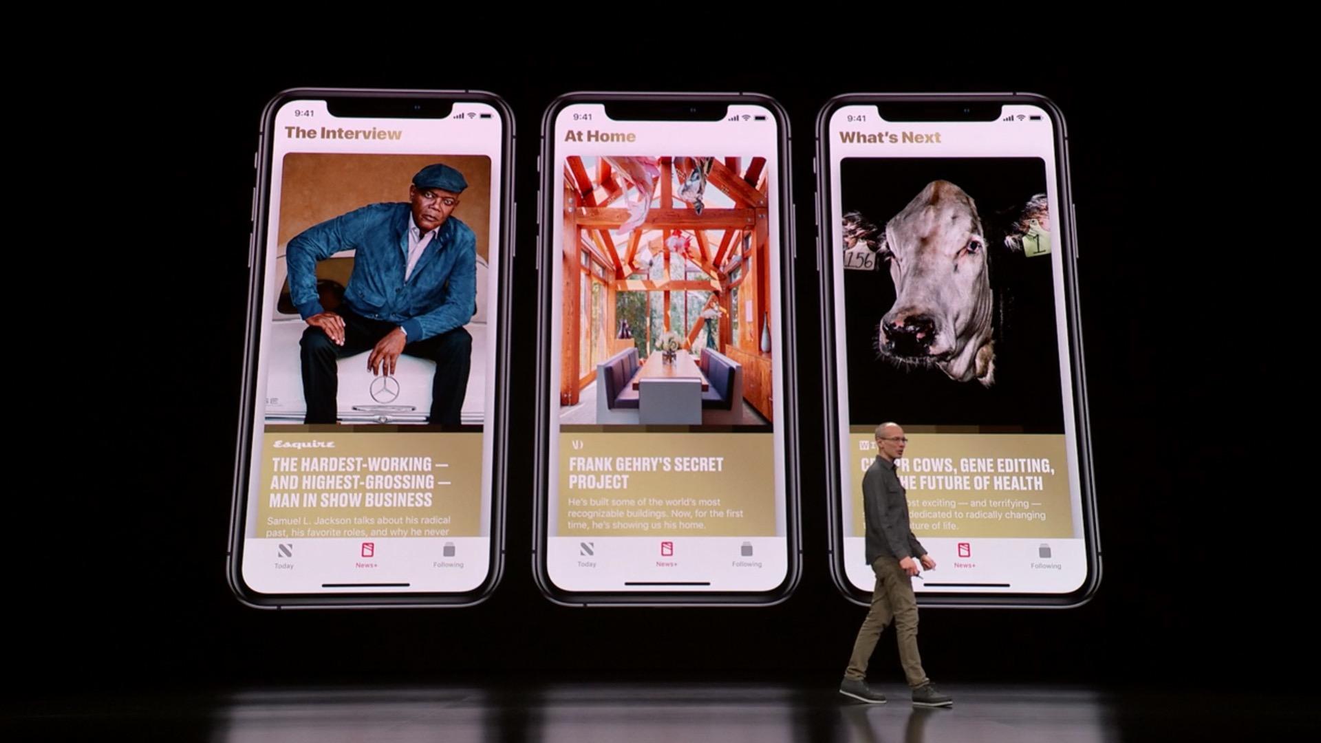 Apple News Plus 20
