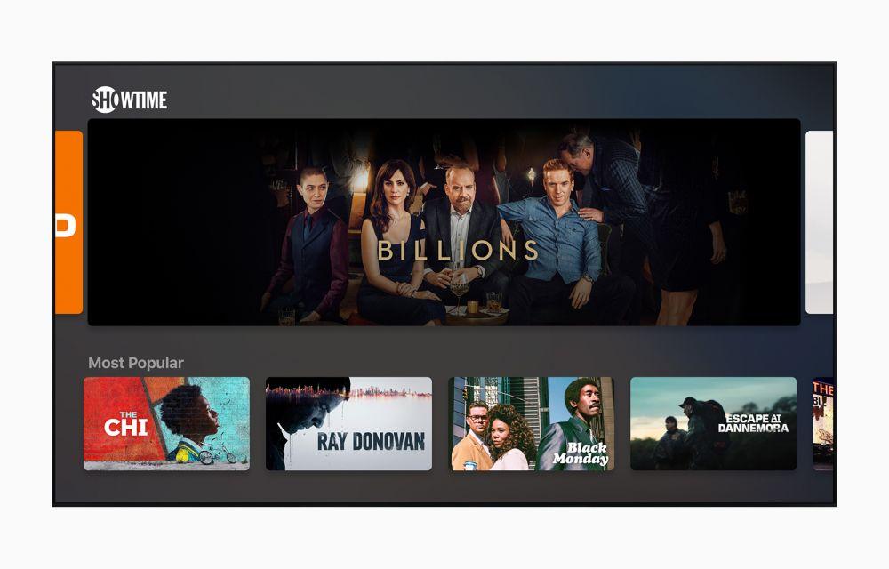 Apple Tv App Shows Screen 032519