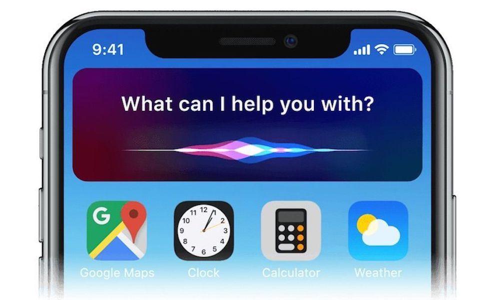 Hey Siri Concept Ios 13