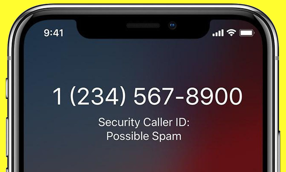 Robocall Spam Call
