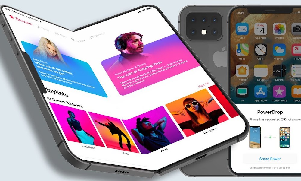 Foldable Iphone Concept1