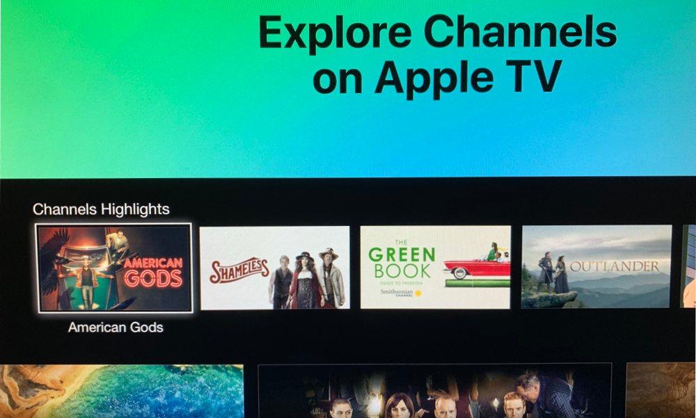 Tv App On 3rd Gen Apple Tv Channels