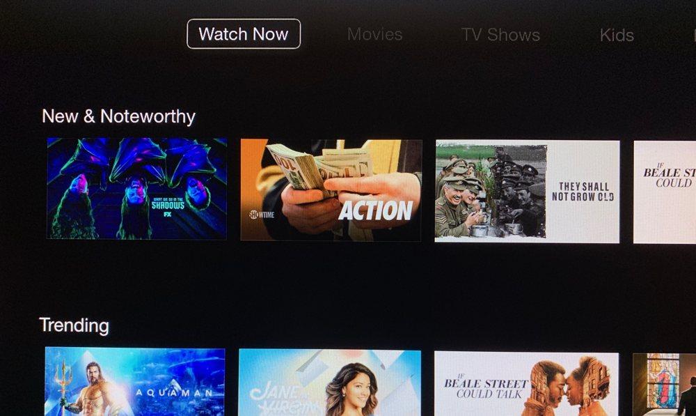 Apple's New TV App Is Also Coming to the Third-Gen Apple TV