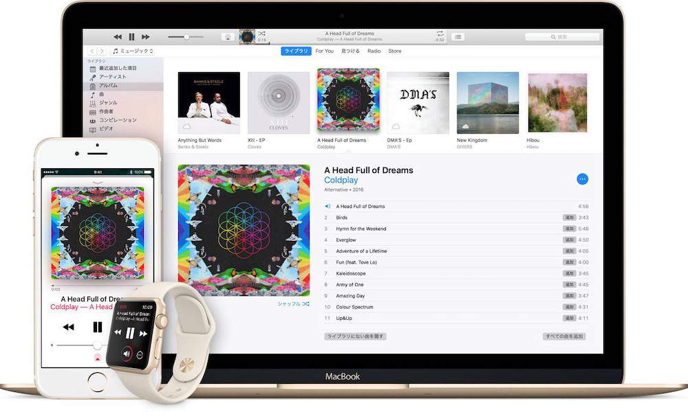 Itunes Music Macbook Apple Watch