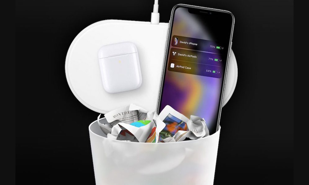 Apple AirPower wireless charger has been cancelled