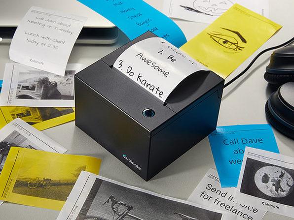 Cubinote Pro Sticky Note Printer