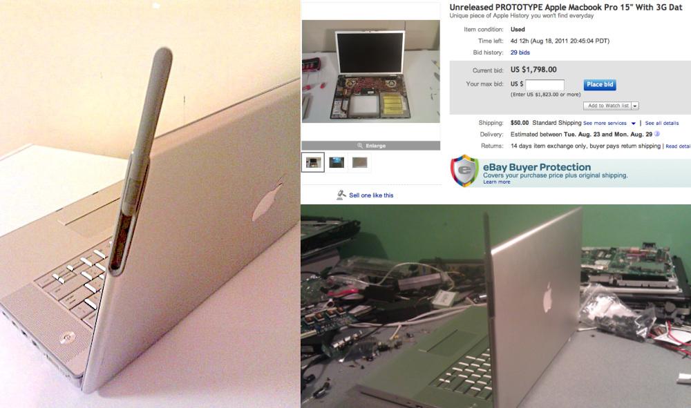 Apple Macbook Pro 3g Wireless Data