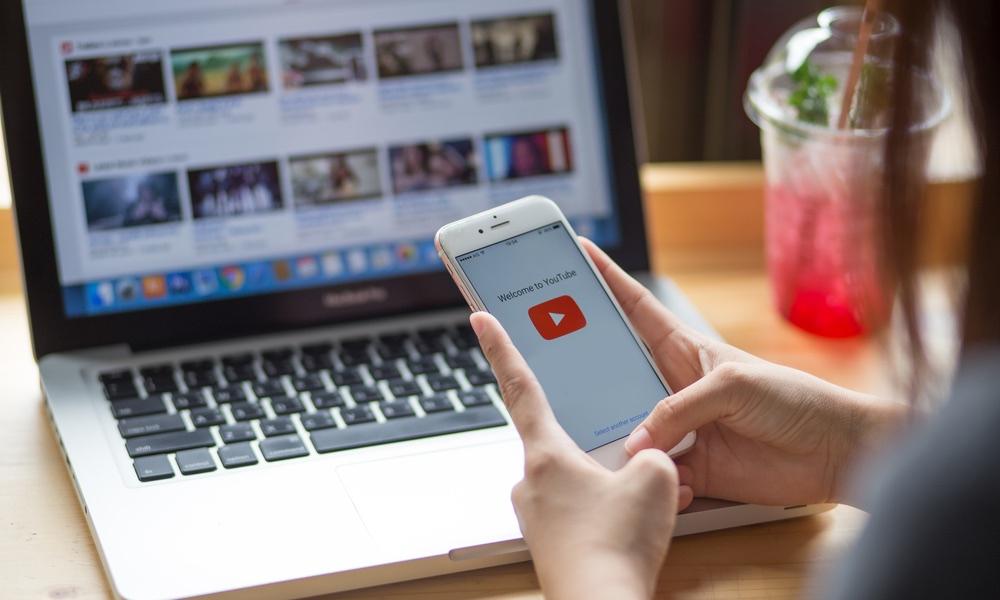 Youtube Macbook Iphone