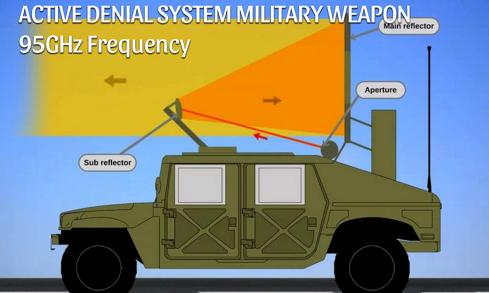5g Vs Military Biological Weapon