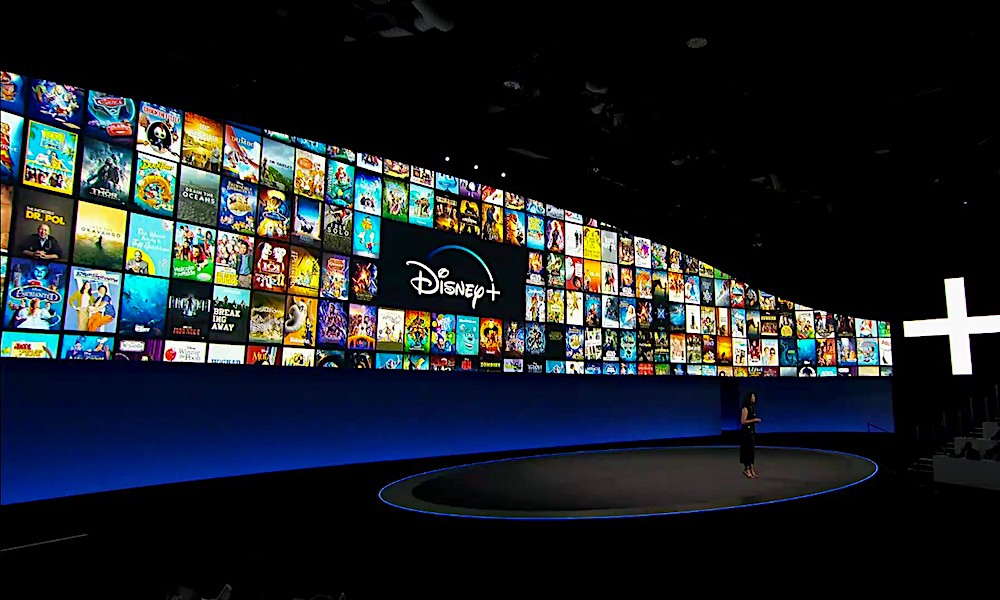 Here's Everything Coming to Disney+ When It Launches on Nov. 12