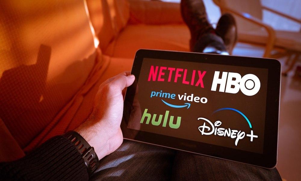 Netflix Hbo Prime Hulu Disney