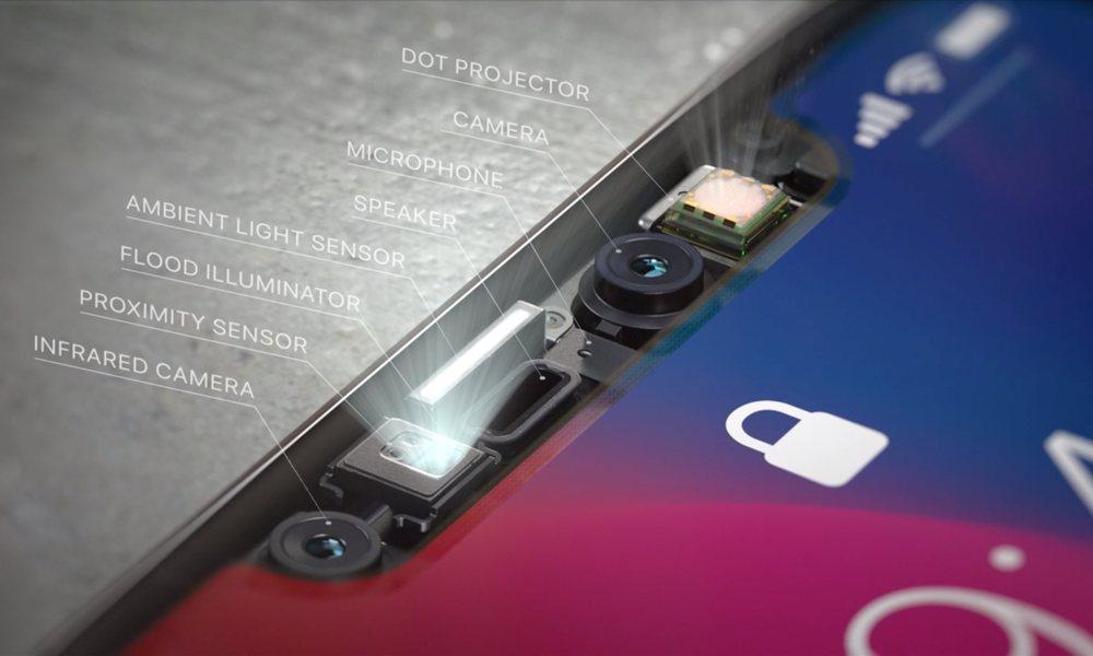 Iphone Truedepth Camera