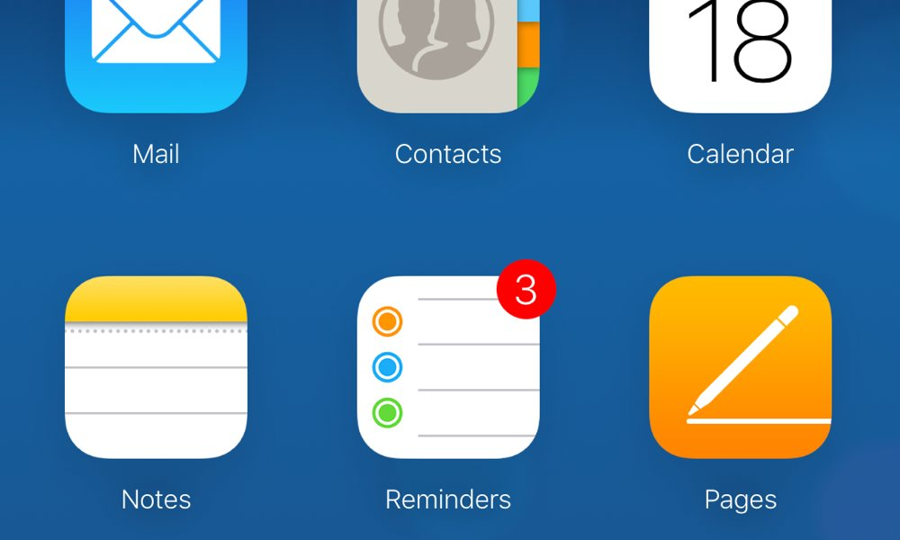 The New iOS 13 Reminders App Is Now Available on the Web