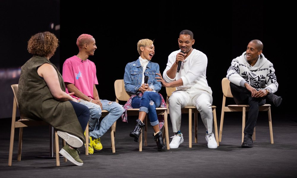 Apple Park Will Jaden Jada Smith